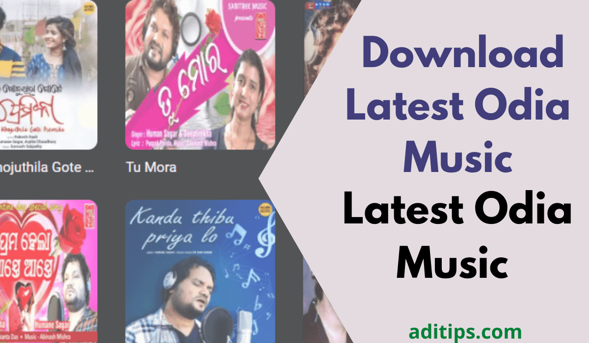 New Odia Mp3 Song Download – Latest Odia Music