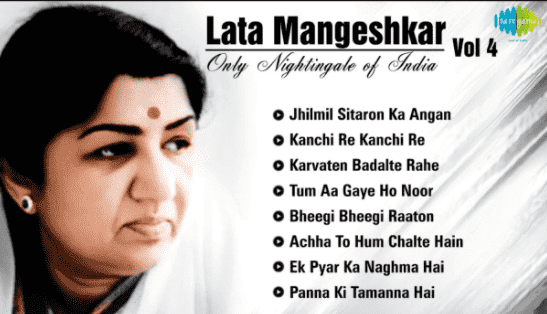 Lata Mangeshkar Old Songs Collection Download