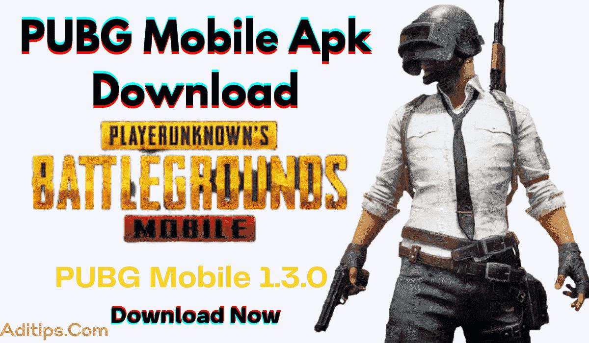 PUBG Mobile Apk Download (1)